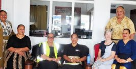 Priority skills planning to assist national recovery effort after Cyclone Gita