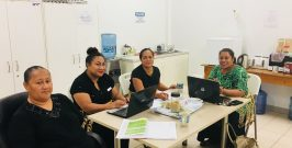 Over 100 priority training areas identified by Tonga Skills and TBEC
