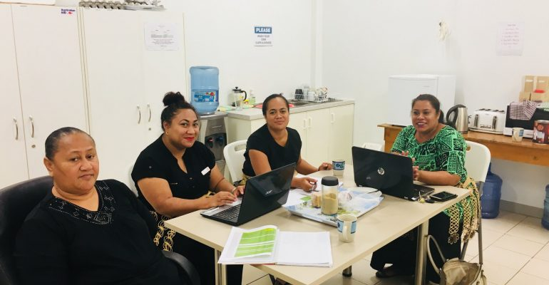 Over 100 training areas identified by Tonga Skills and TBEC