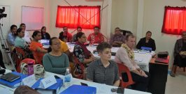 Tonga Skills, TBEC and APTC launch the first group of students completing a Certificate IV in Training and Assessment