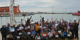 """Dream come true"" for Tongan seafarers"
