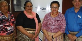 Launching of Tonga Skills Training Videos