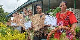 Kupesi Making Skills to preserve Tongan Culture and Build Economic Empowerment