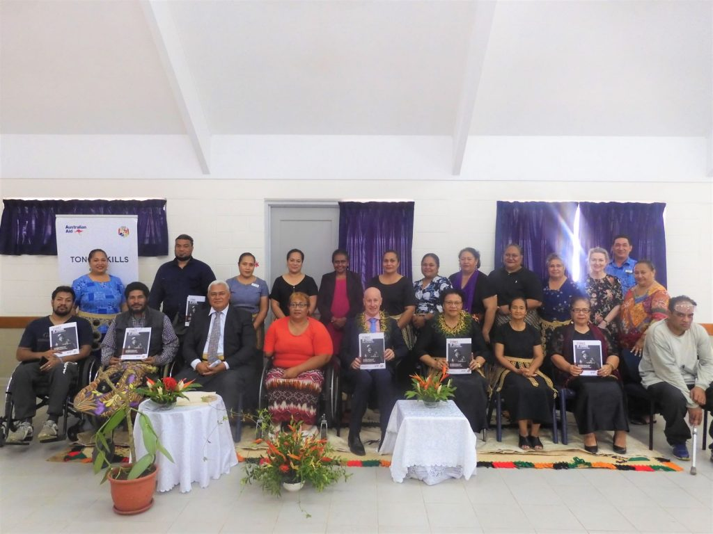 Tonga Skills launched Stories of Change for Inclusive Economic Growth and Vanilla Videos