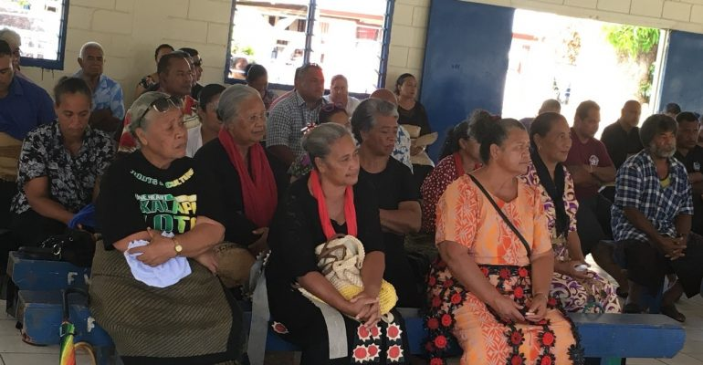 TONGA SKILLS CONTINUES POST GITA RECOVERY WORK WITH MINISTRY OF AGRICULTURE, FOOD, FORESTRY & FISHERIES – TRAINING FOR THE CENTRAL AND NUKU'ALOFA DISTRICTS