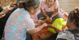 Sewing Training in Vava'u